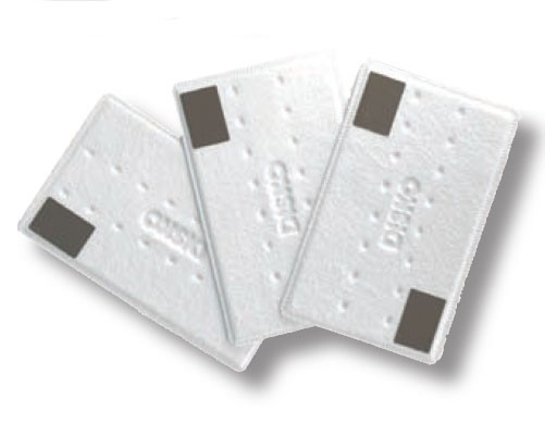 EMV Cleaning kit for ATMs (outdoor/indoor for cleaning the chip contacts).
